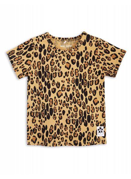 Mini rodini Leopard ss tee