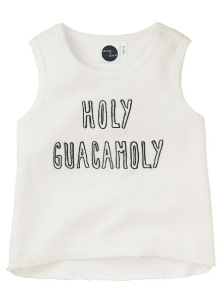 Sproet&Sprout Tanktop 'Holy Guacamoly'