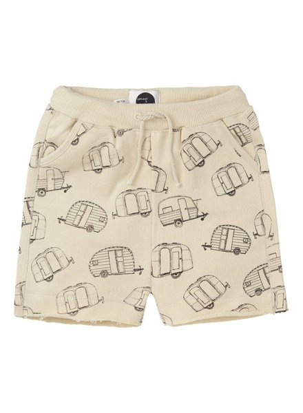 Sproet&Sprout Sweat Short Caravan