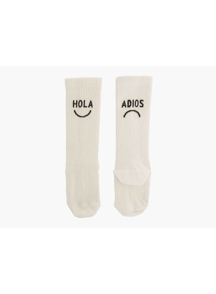 Sproet&Sprout High Socks Hola/Adios