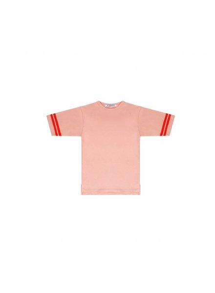 mingo T-shirt Peach pink / koi