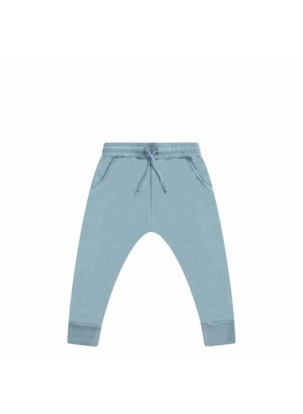 mingo Slim fit jogger Smoke blue