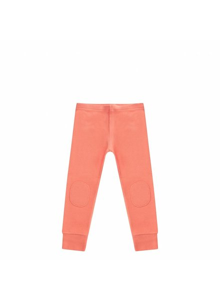 mingo Legging rib jersey lobster