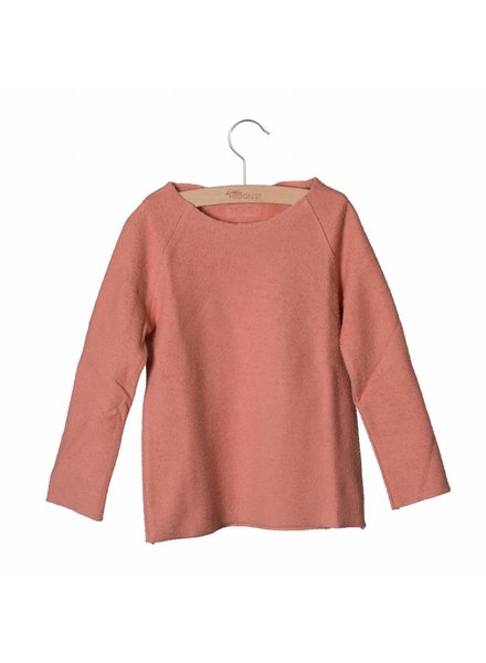 Little Hedonist Sweater Jonathan Desert Sand