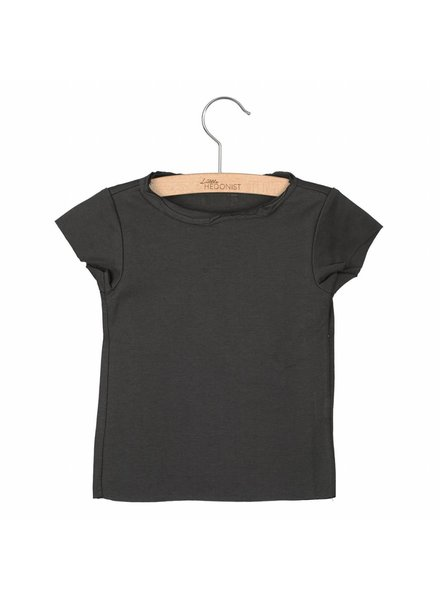 Little Hedonist Summer Shirt Isabel Pirate Black