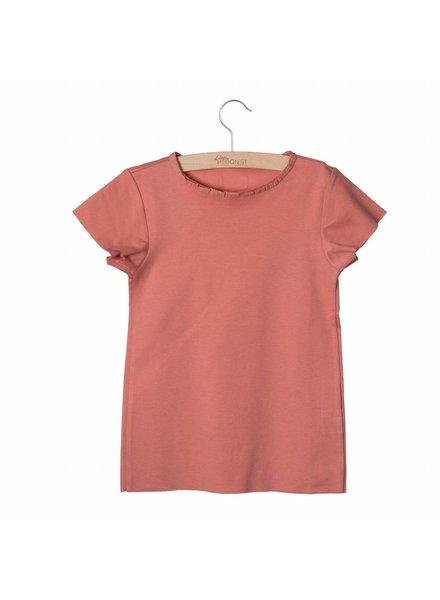 Little Hedonist Summer Shirt Isabel Desert Sand