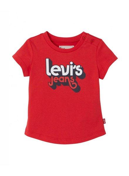 Levi's Tshirt rood nn10564