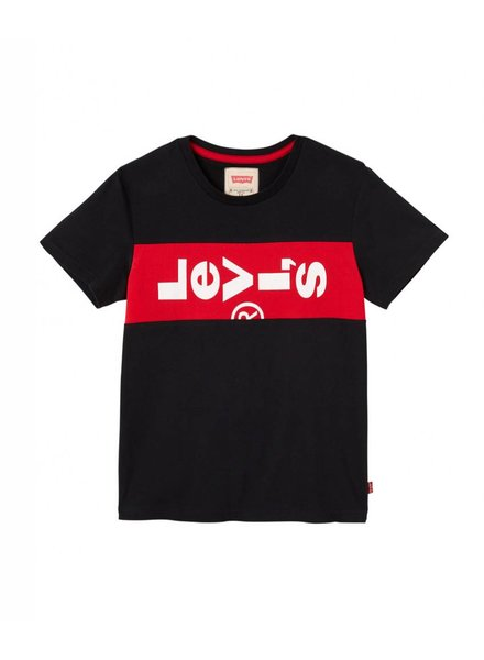Levi's Tshirt nn 10007 zwart