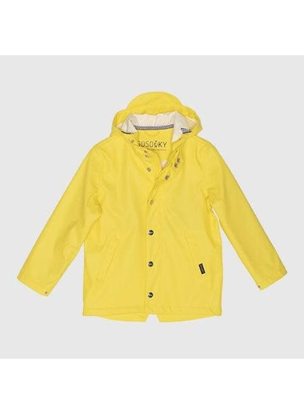 Gosoaky Elephant raincoat  BLAZING YELLOW
