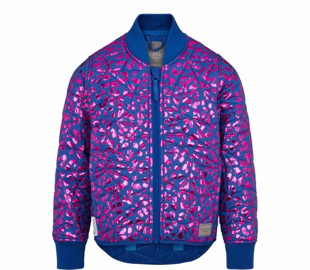 MarMAr CPH Thermo jacket fuchsia leo