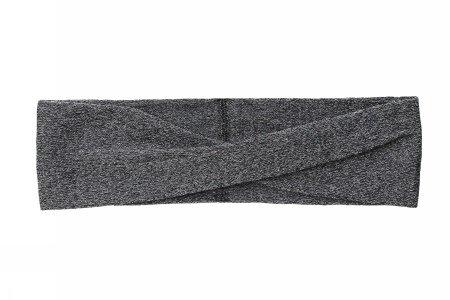 MP Denmark Haarband glitter zwart