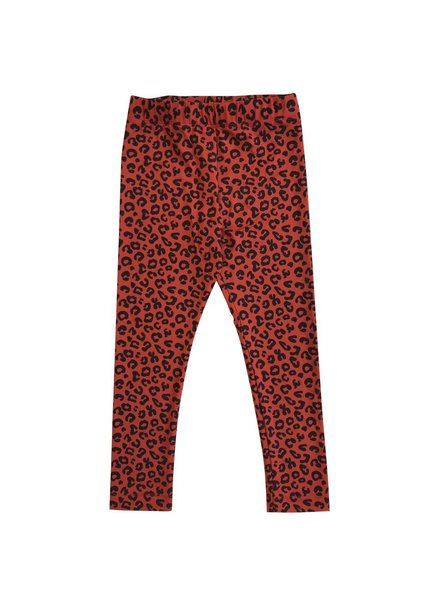 Maed for mini Spicy Leopard Pants