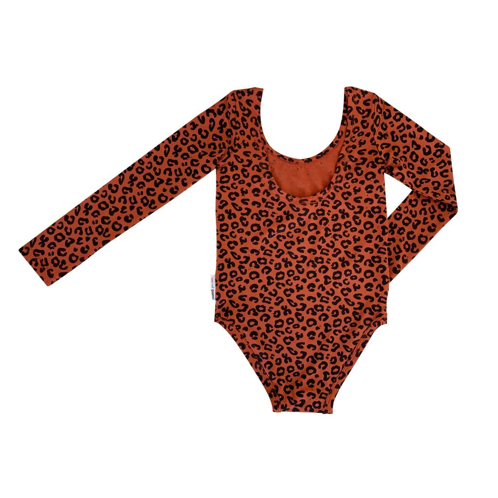 Maed for mini Spicy Leopard Gympiece