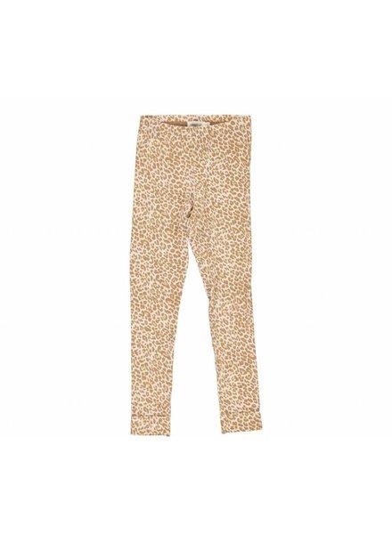 MarMAr CPH Gold leopard legging