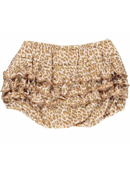 MarMAr CPH Gold leopard poppy bloomer