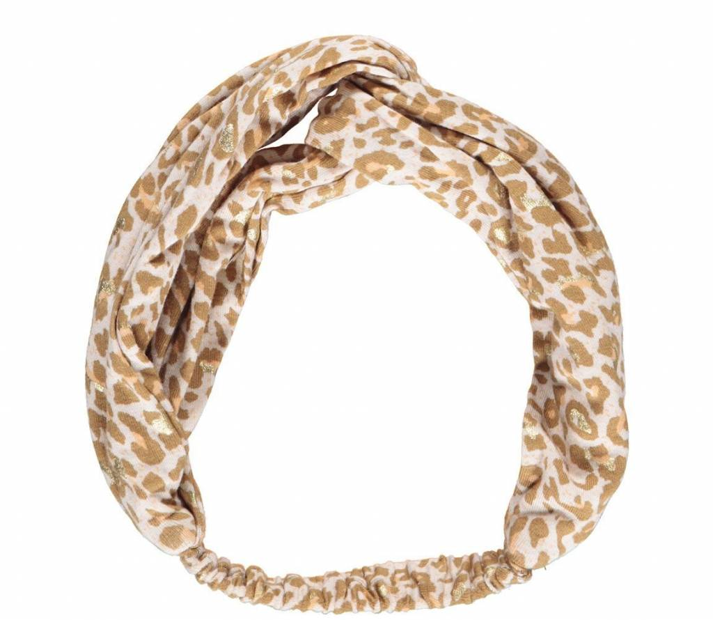 MarMAr CPH Gold Leopard anika haarband
