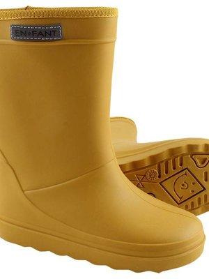 Enfant Triton Rain Boot Yellow