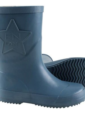 Enfant Poseidon rainboots blue