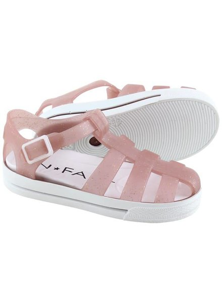 Enfant Castor waterproof sandaal roze