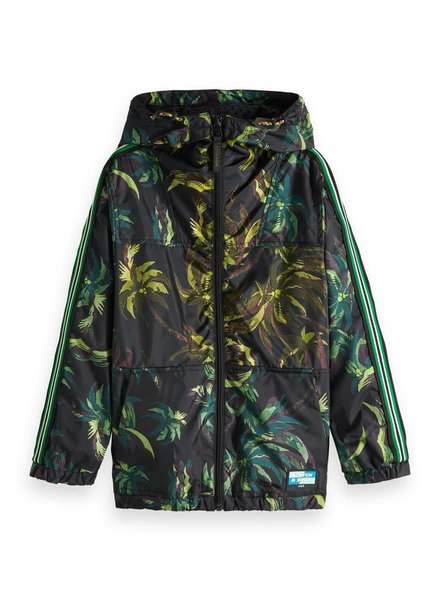 Scotch & Soda All over printed jacket 149240