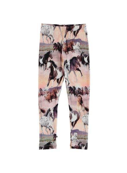 Molo Niki legging wild horses