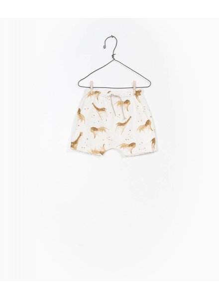 Play Up Printed terry shorts 11704