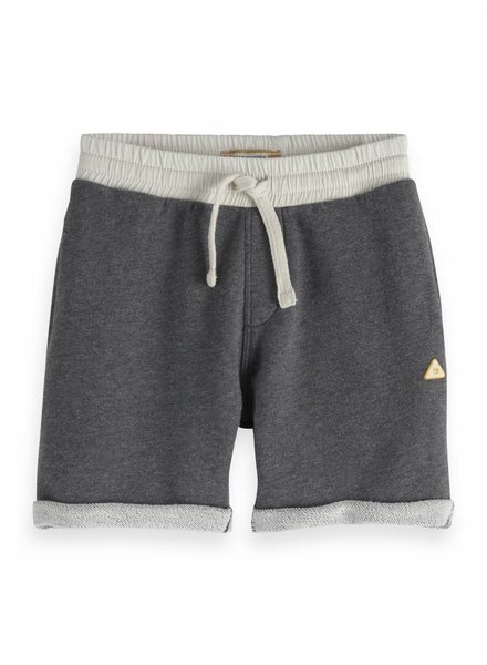 Scotch & Soda Sweatshorts 149290 grijs