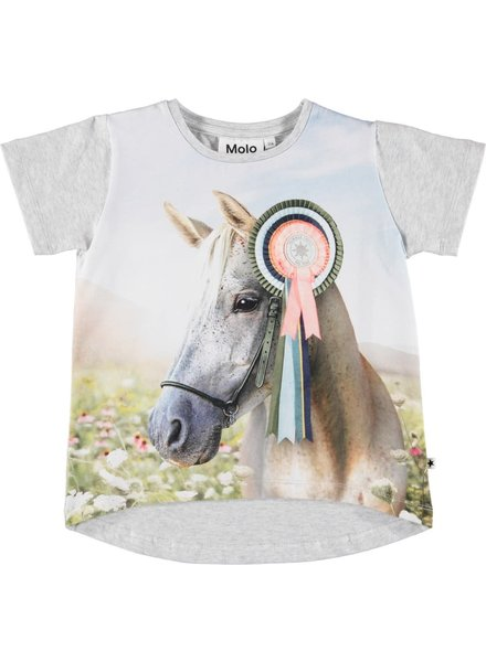 Molo Risha show horse tshirt