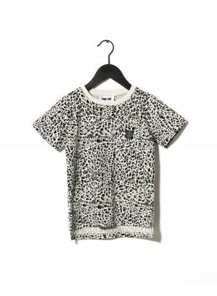 SOMETIME SOON Delano T-shirt - White