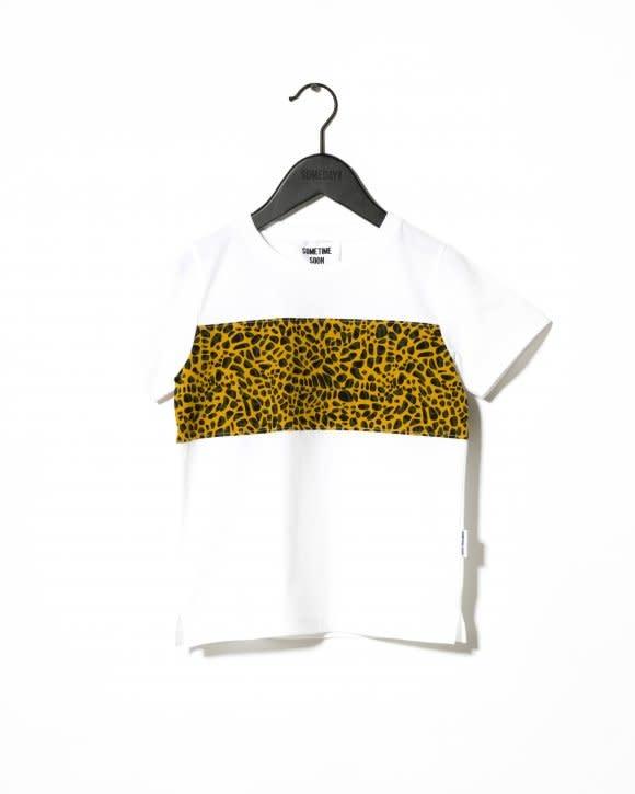 SOMETIME SOON Santee T-shirt - White