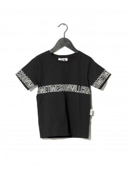 SOMETIME SOON Rio T-shirt - Black
