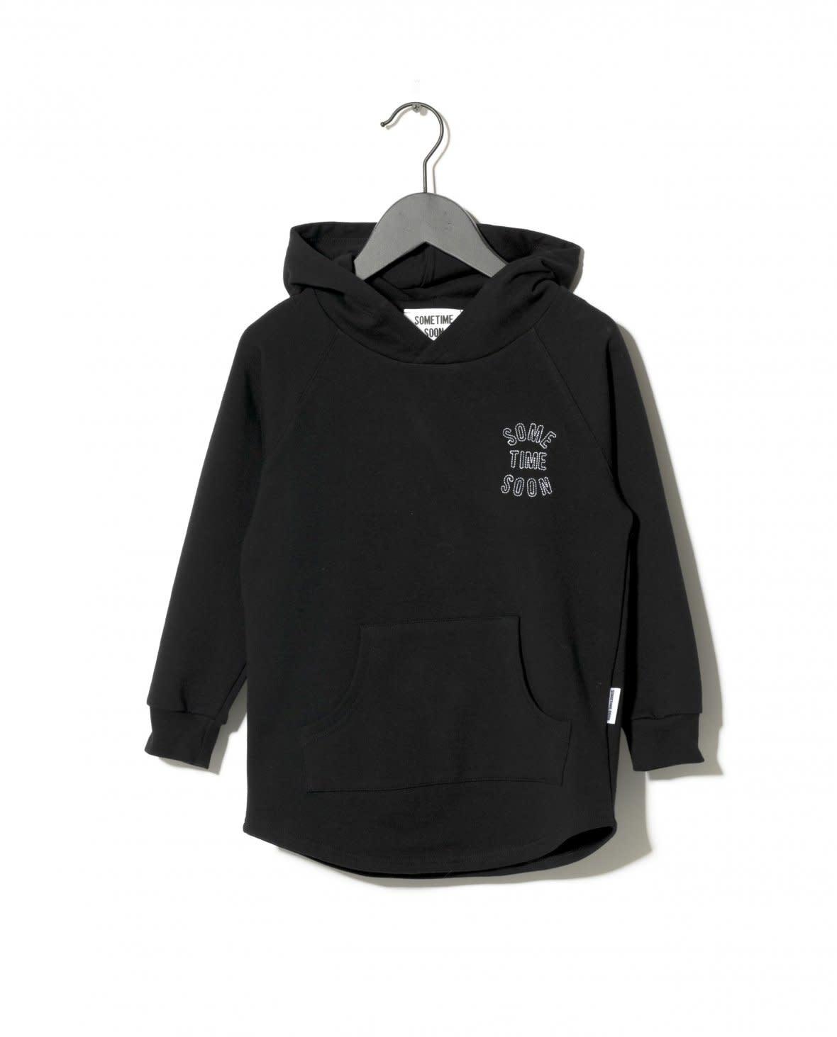 SOMETIME SOON Monterey Hoodie - Black
