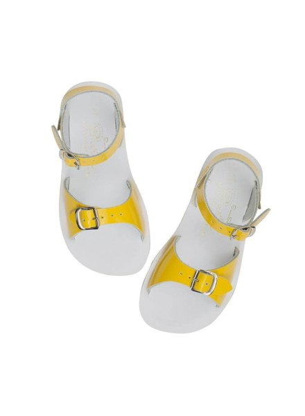 Saltwatersandals Surfer shiny yellow