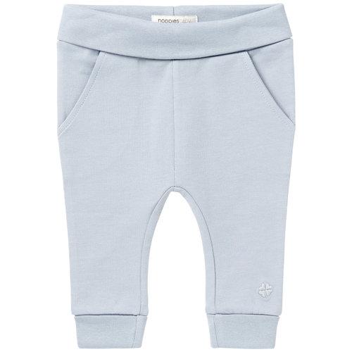 noppies Pants  jersey grey blue 67307