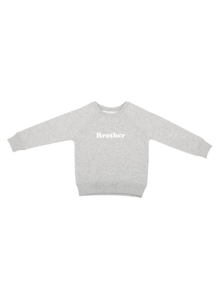 Bob & Blossom Brother sweatshirt grey