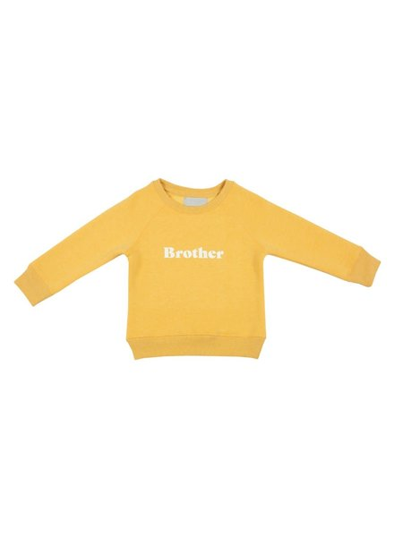 Bob & Blossom Brother sweatshirt faded sunshine