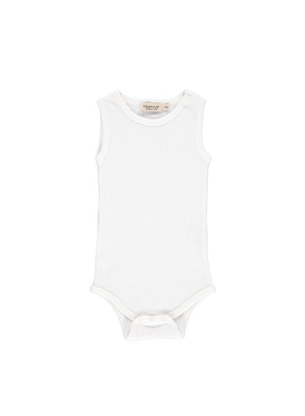 MarMAr CPH Body sleeveless gentle white