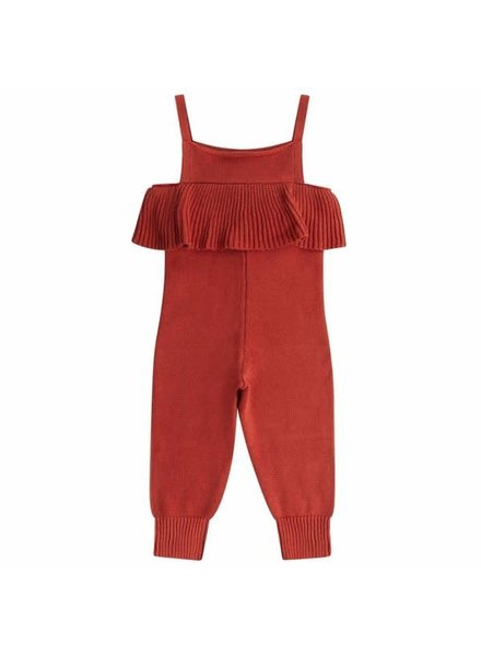 Maed for mini Spicy parrot jumpsuit 6 maanden