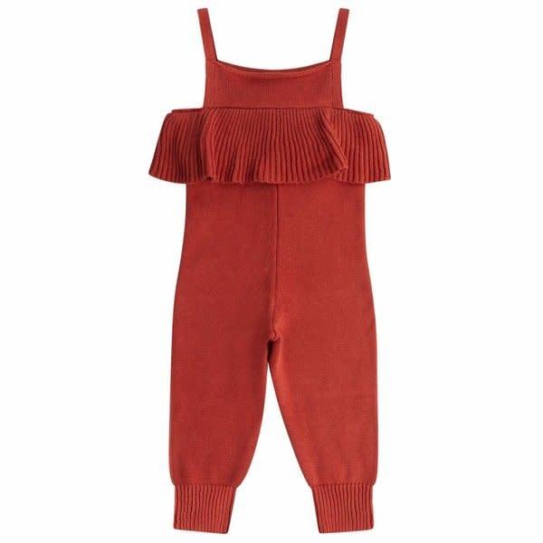 Maed for mini Spicy parrot jumpsuit 6 maanden