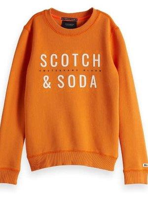 Scotch & Soda Sweater 150817 AMS BLAUW