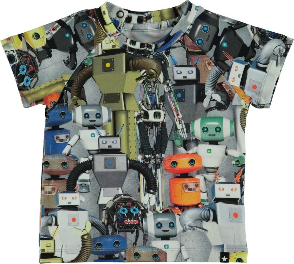 Molo Tshirt emmett robots