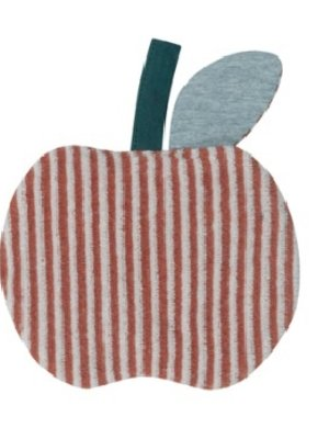 home by door Speendoek apple ginger