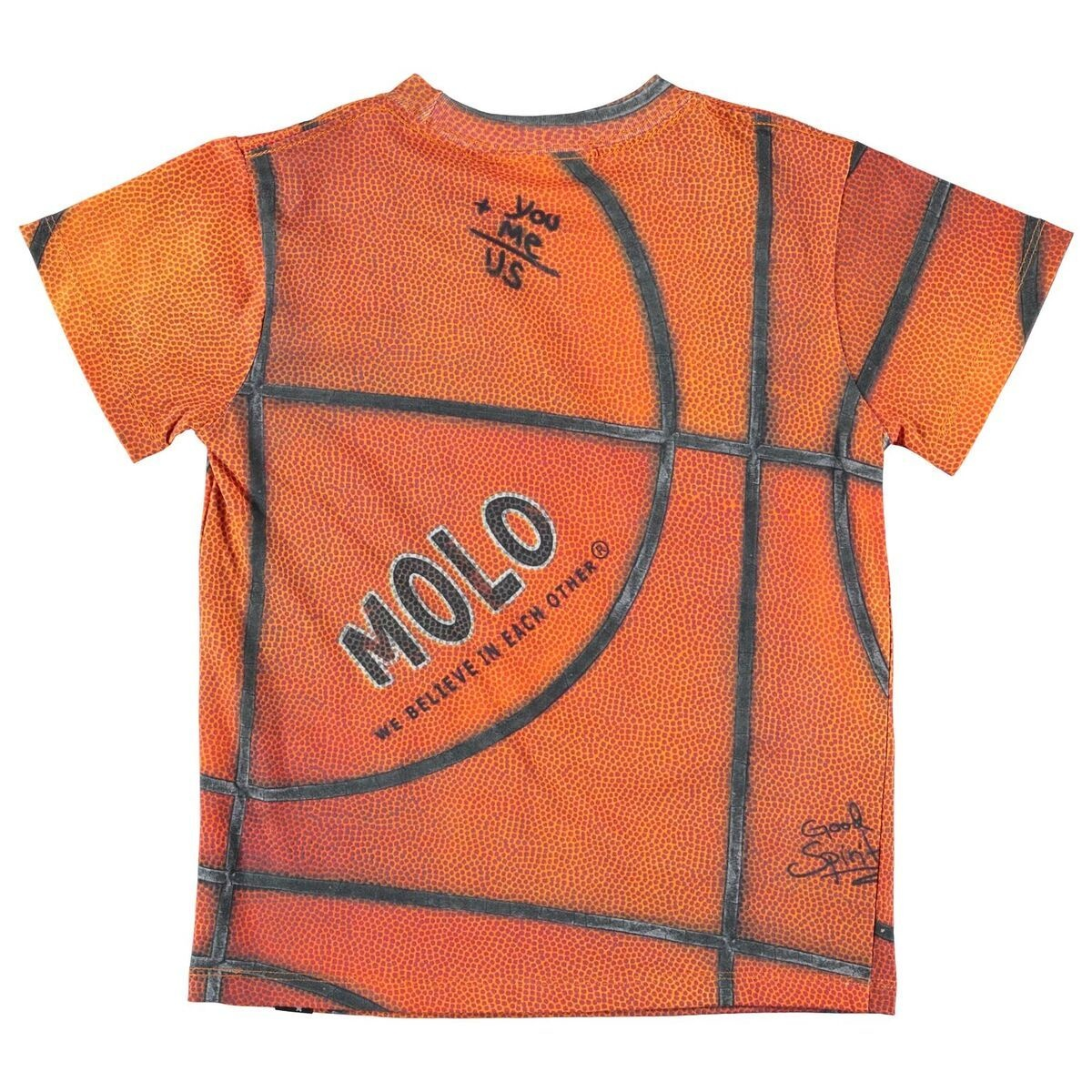 Molo Road tshirt basket structure