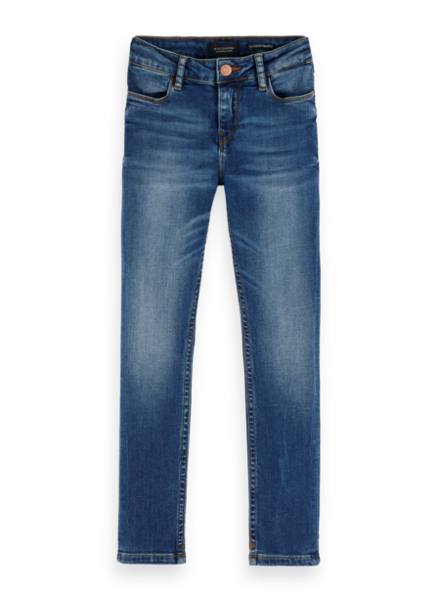 Scotch & Soda Jeans la charmante deep ocean 150893