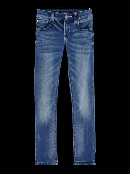 Scotch & Soda Tigger super skinny freerunner blue 154214