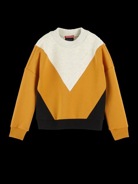 Scotch & Soda Colourblock  sweater 152423