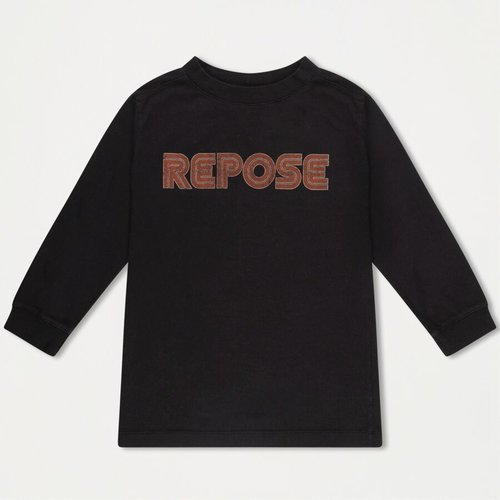 repose Longsleeve thunder black