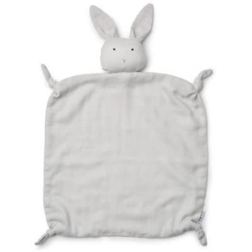Liewood Cuddlle cloth rabbit grey