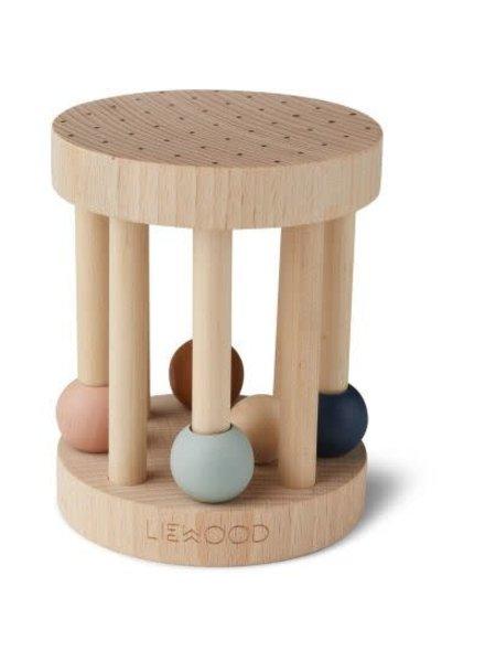 Liewood Ayda wood rattle