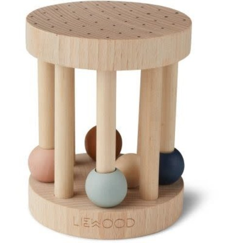 Liewood Ayda wood rattle
